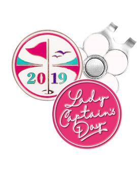Alice Regan's Lady Captains Day 1